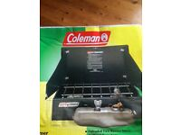 Coleman petrol cooker