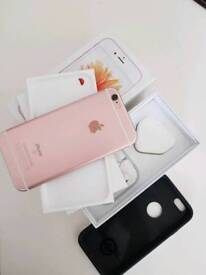 IPhone 6s 128gb pink rose gold