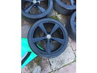 VW Audi seat 5x112 alloys 18""