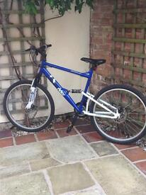 Apollo outrider MTB bike