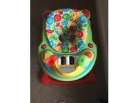 ELC musical baby walker (pristine condition)
