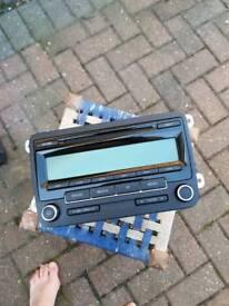 Passat car cd/radio
