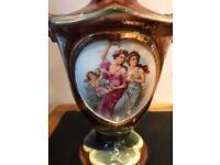 Beautiful Antique Ceramic Vase