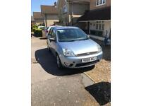 2005 Ford Fiesta Flame 1.4 FOR SALE!!!! £1600 OVNO VERY LOW MILAGE
