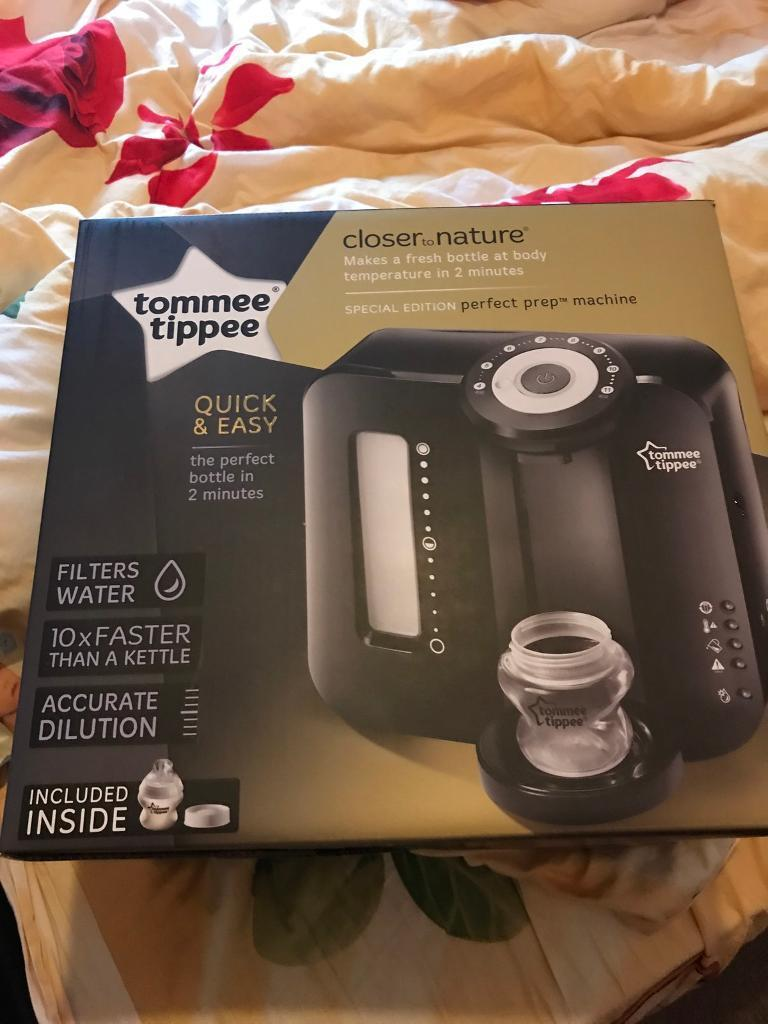 Tommee tippee easy prep machine (brand new)