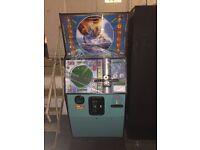 Arcade Machine Torpedo Target