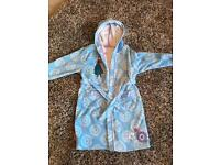 Dressing gown Frozen aged 7