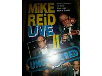 Three Mike Reid xxx Rated vhs tapes