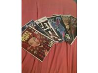 Comic books (sweet tooth)