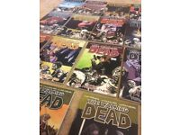 15 'The Walking Dead Graphic Novels' Vol 2 - 14 (and 19) Collection