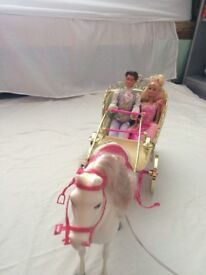 Barbie and Sindy Doll Collection