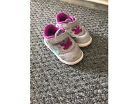 Nike toddlers trainers size 4.5
