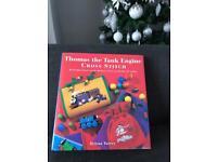 Thomas The Tank Engine Cross Stitch Book