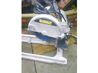 Dewalt Flag and Tile Cutter