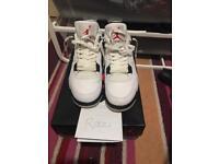 Jordan 4 Retro OG Cement UK8 8/10