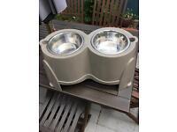 Dog bowls large
