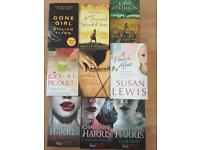 Books - £10 for all