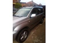 nissan xtrail 2.2 dci spares or repairs