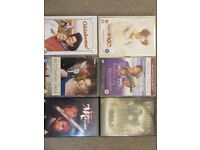 Various Films on DVD