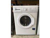 Refurbished Beko 6kg Washing Machine with Warranty - Free Local Delivery - £120