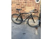 Single Speed Charge Road Bike Size 54CM