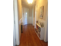 Fantastic double bedroom available end of November in bright, spacious 2 bedroom flat in Rosemount.