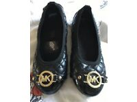 Girls genuine Micheal kors shoes