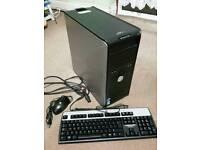 Windows 10 Gaming PC, GTX 1050 2GB Graphics Card, Intel Quad Q9650 CPU, 8GB RAM, Nvidia,Mini Desktop