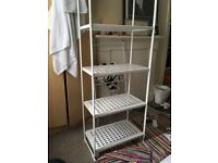 FREE * White IKEA Shelves