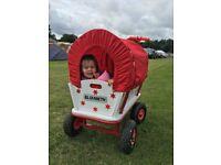 Festival trolley / kart / wagon
