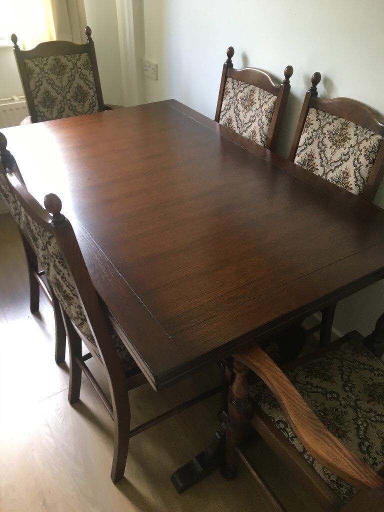 Dining Table Wall Dresser