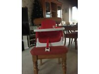Baby low/ high chair