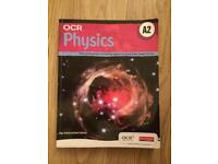 OCR Physics A2 textbook with CD