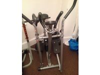Cross trainer 2 in 1 - bike and crosstrainer used but good condition. Angel Farringdon for sale