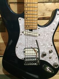 bacchus japan built guitar