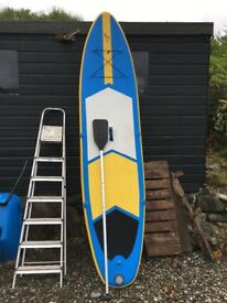 Xcite paddle board