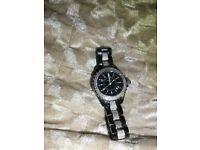 Chanel watch J12 ceramic black