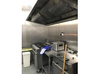 Commercial Kitchen Space London E2 single or shared use