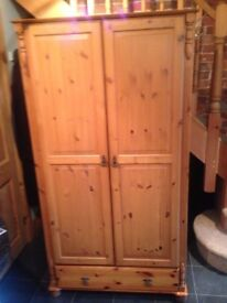 Beautiful large Quality Wooden Wardrobe