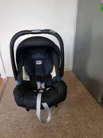 Britax Baby-safe plus SHR II - BX carseat