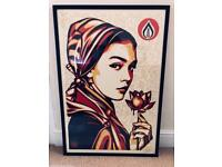 Shepard Fairey 'Natural Springs'