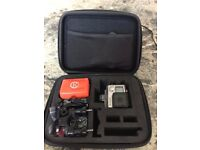 GoPro Hero 4 Silver with 32GB Micro SD card and Camkix Accessory Starter Kit