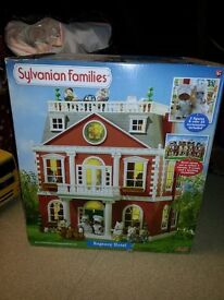 sylvanian families regency hotel