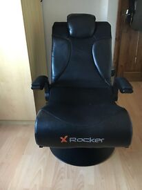 X-Rocker gaming chair 2016
