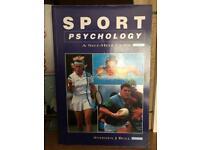 Book: Sport Psychology