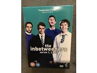 The Inbetweeners series 1-3