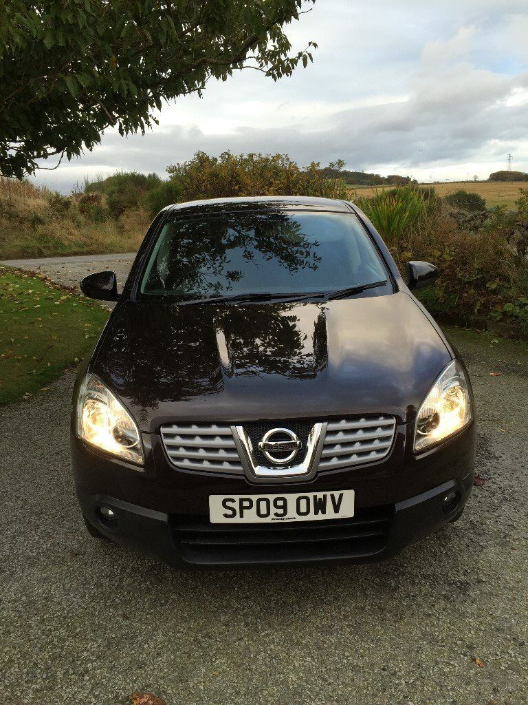 2009 nissan qashqai 1 5 diesel in kingswells aberdeen gumtree. Black Bedroom Furniture Sets. Home Design Ideas