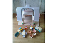 Little Tikes Dolls House with Furniture - Roundhay Park Leeds 8 Can Deliver or Post