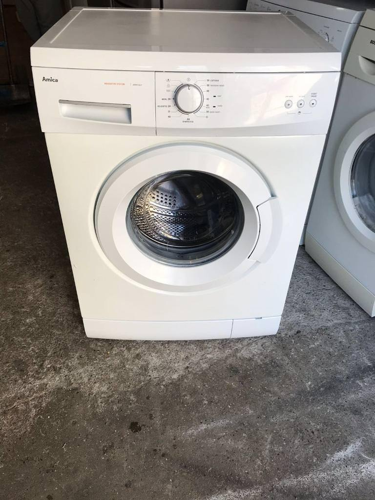 AMICA 5kg 1000 rpm Washing Machine With Free Delivery 🚚