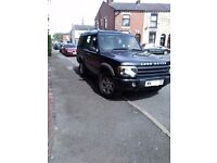 Discovery td5 full service history 7 seater long Mot very good condition in and out automatic
